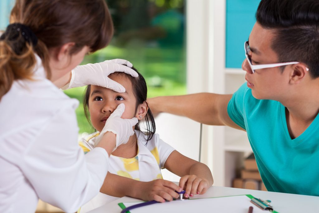Pink Eye in Children | Evans, Piggott, and Finney Eye Care Group | Eye Doctor Lafayette, IN | Eye Care | Eye Health | Pink Eye Treatment | Pink Eye Prevention | Lafayette, Indiana Optometrist